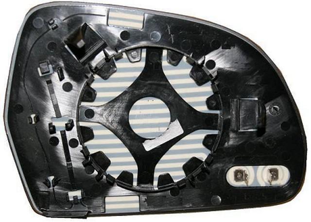 Retrovisore Audi A4 2007-2011 Elettrico Termico Rib Sinistro C//Mem